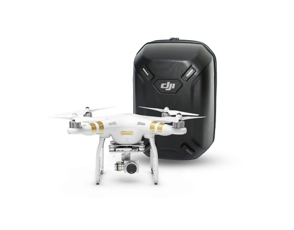 Quadrocopter DJI Phantom 3 Professional v2 + promo DJI Hardshell