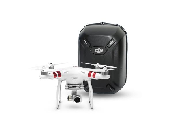 Quadrocopter DJI Phantom 3 Standard + promo DJI Hardshell