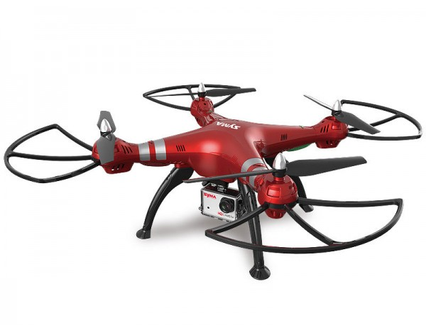 Dron SYMA X8HG z kamerą HD