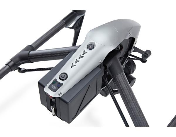 Quadrocopter DJI Inspire 2 Premium Combo Licencje