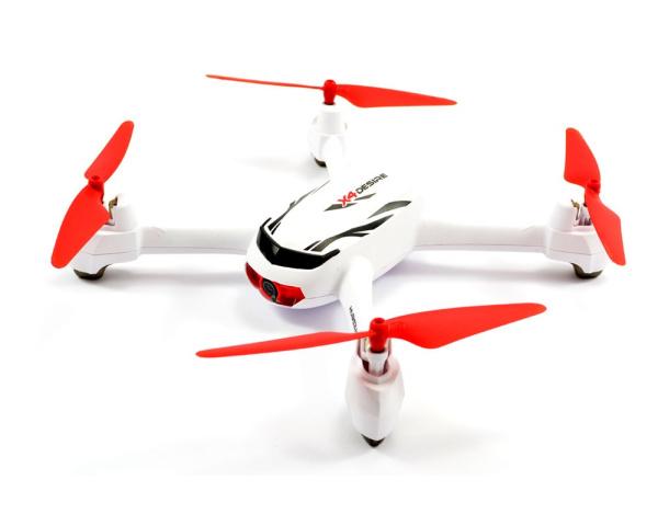 Dron Quadrocopter Hubsan X4 H502E Desire, kamera HD i GPS
