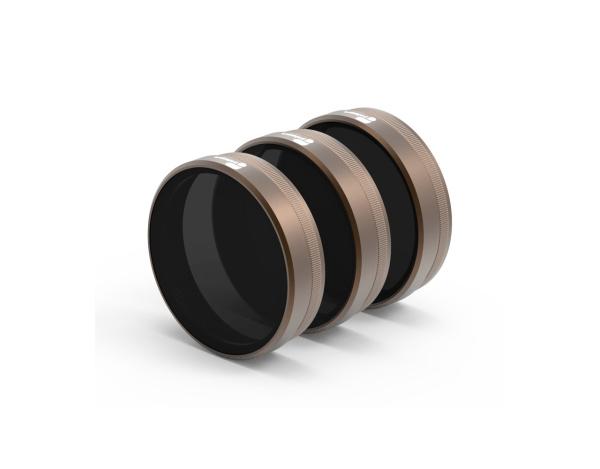 Zestaw 3 filtrów POLARPRO do DJI Phantom 4 PRO -ND4PL ,ND8PL/ND16P