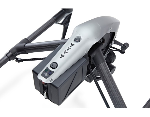 Quadrocopter DJI Inspire 2 Premium Combo bez licencji
