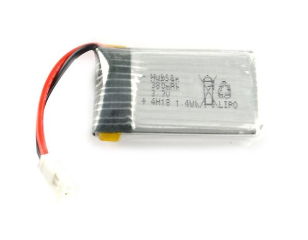 Akumulator bateria LiPo 380mAh do HUBSAN X4