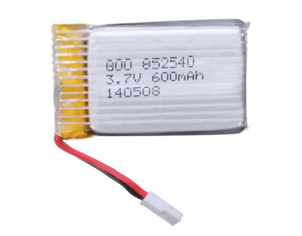 Akumulator LiPo 3.7V 600 mAh 25C do SYMA X5SW