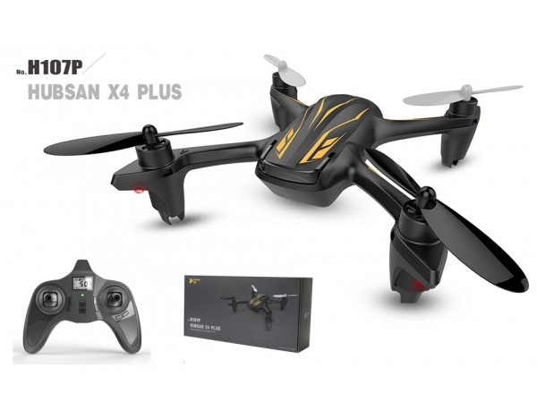 Dron Quadrocopter Hubsan X4 PLUS H107P