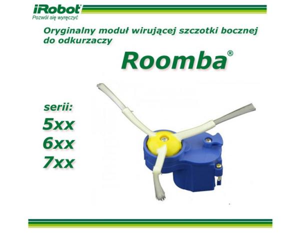 Moduł wirującej szczotki bocznej Roomba 5xx,6xx,7xx