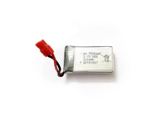 Akumulator LiPo 3.7V 500mAh 25C do SYMA X5HC
