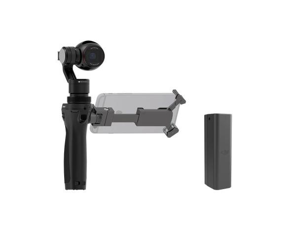 Gimbal ręczny DJI OSMO z kamerą 4K 3x akumulator +mikrofon