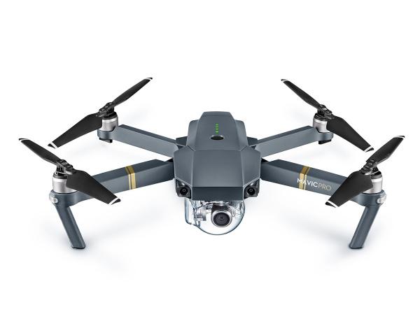 DJI Mavic Pro - mały składany dron z kamerą 4K