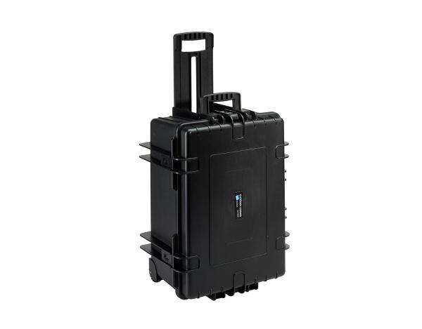 Walizka B&W 6800 do DJI RONIN-MX czarna