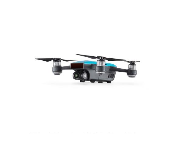 DJI Spark COMBO - mały dron z kamerą 1080p NIEBIESKI