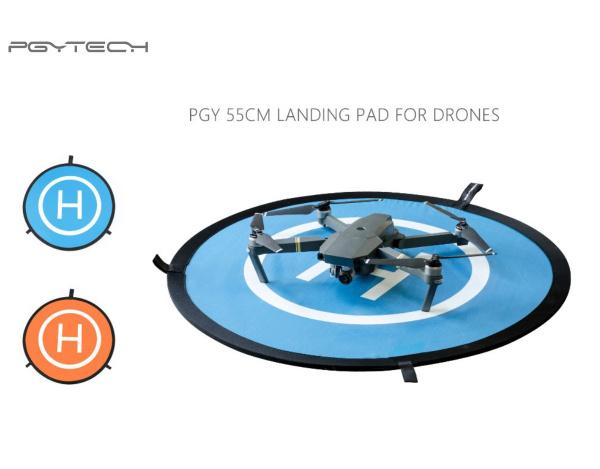 Mata startowa, lądowisko dla dronów z futerałem 55cm