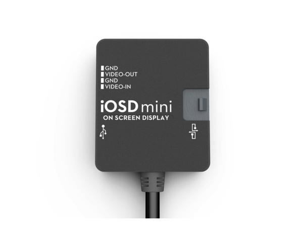 iOSD mini moduł telemetrii