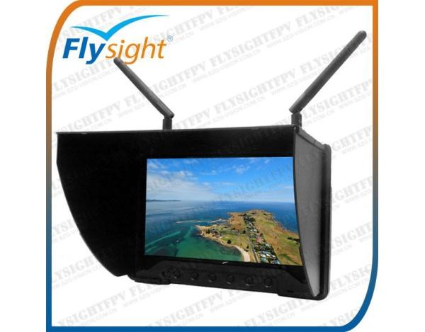 Monitor Flysight Black Pearl RC801 LR Diversity