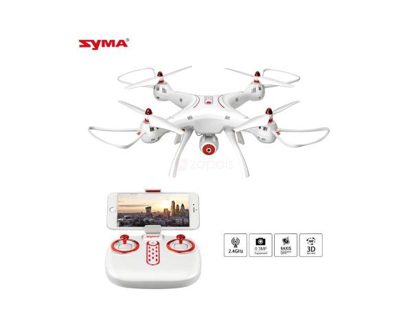 Dron SYMA X8SW z podglądem FPV i zawisem