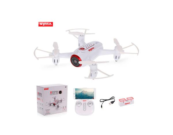 Dron SYMA X22W z podglądem FPV WiFi