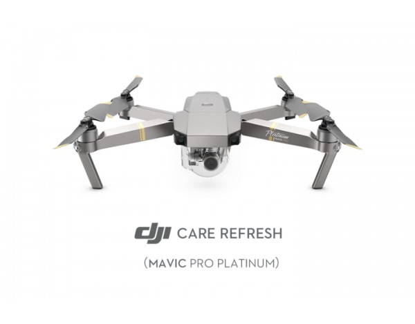 DJI CARE REFRESH do DJI Mavic Pro Platinum