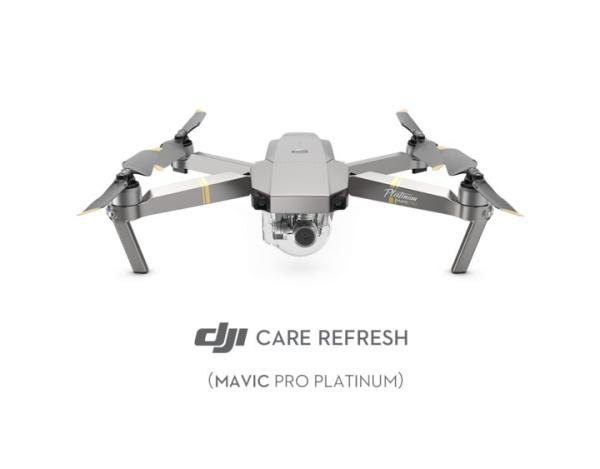 DJI CARE REFRESH do DJI Mavic Pro Platinum
