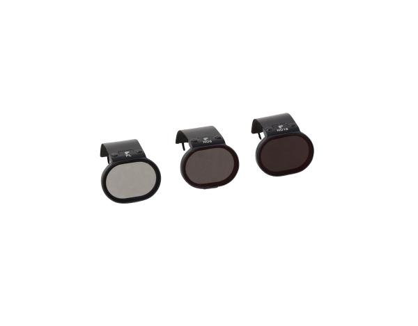 Zestaw 3 filtrów POLARPRO do DJI SPARK -CPL,ND8,ND16