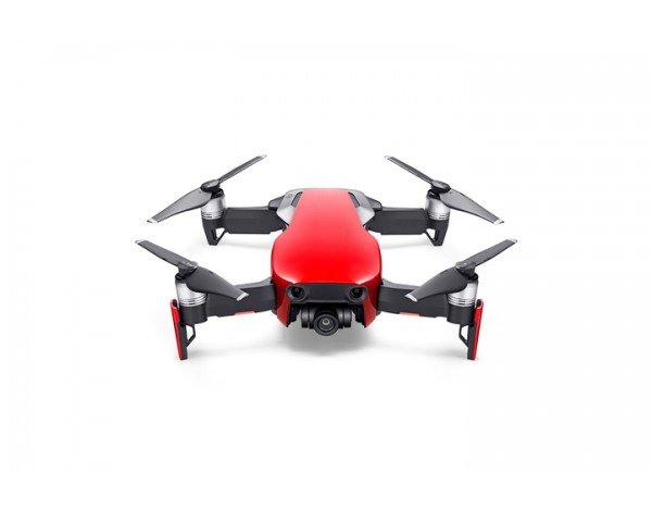 DJI Mavic Air Combo Flame Red  - czerwony