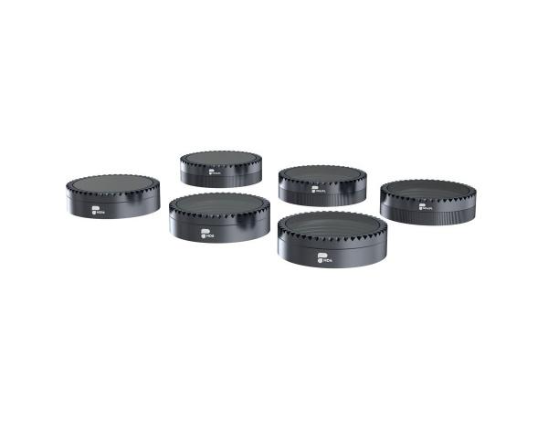 Zestaw 6 filtrów POLARPRO do DJI Mavic AIR z etui