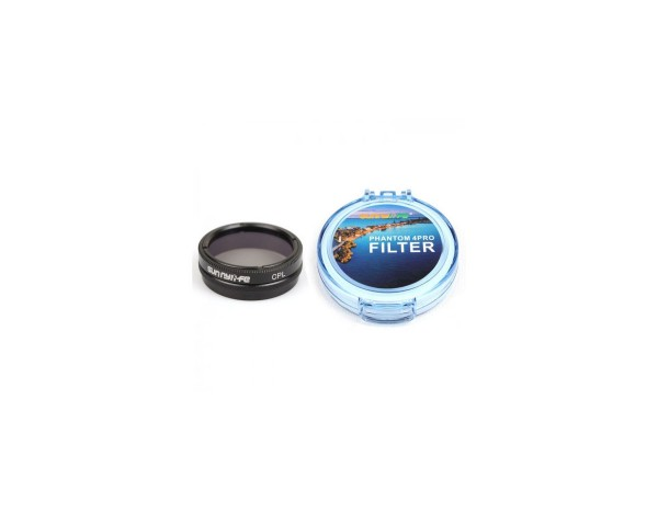 Filtr polaryzacyjny CPL do DJI Phantom 4 PRO