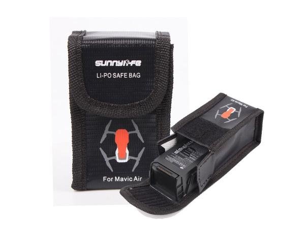 LIPO-SAFE bag bezpieczny futerał na akumulatory DJI Mavic AIR