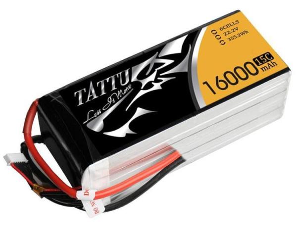 Akumulator Tattu 22000mAh 22,2V 25C 6S1P