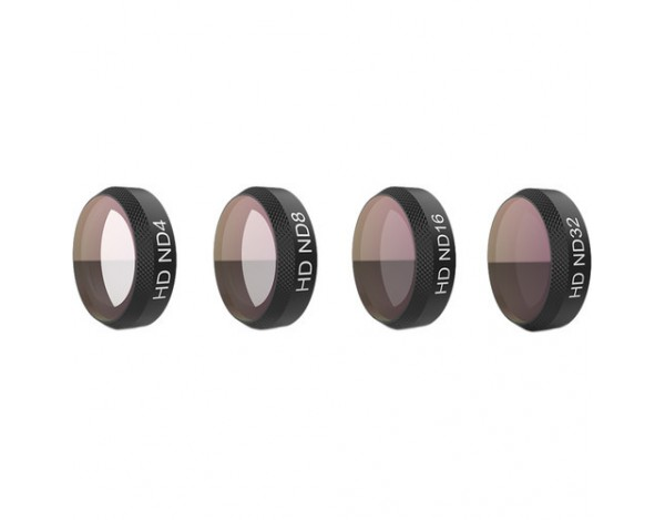 Zestaw filtrów PGY ND 4/8/16/32 do DJI Mavic Air