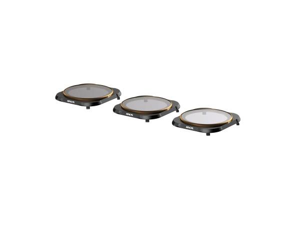Zestaw 3 filtrów POLARPRO do DJI MAVIC 2