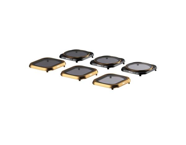 Zestaw 6 filtrów PolarPro Cinema Series 6-Pack do DJI Mavic 2 Pro