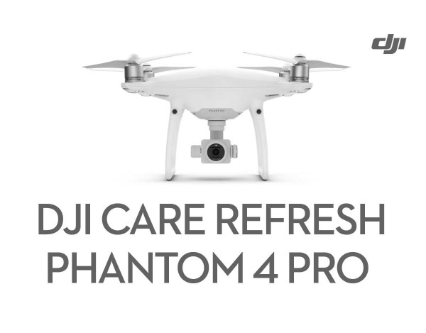 DJI CARE REFRESH do DJI Phantom 4 PRO