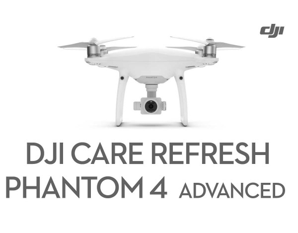 DJI CARE REFRESH do DJI Phantom 4 ADVANCED