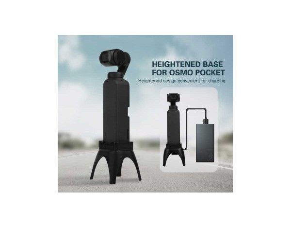 """Wysoka baza - """"krzesełko"""" do OSMO POCKET"""