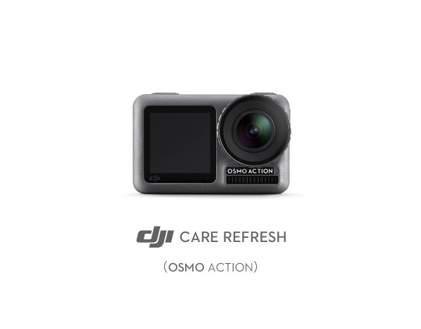 DJI CARE REFRESH do DJI OSMO ACTION