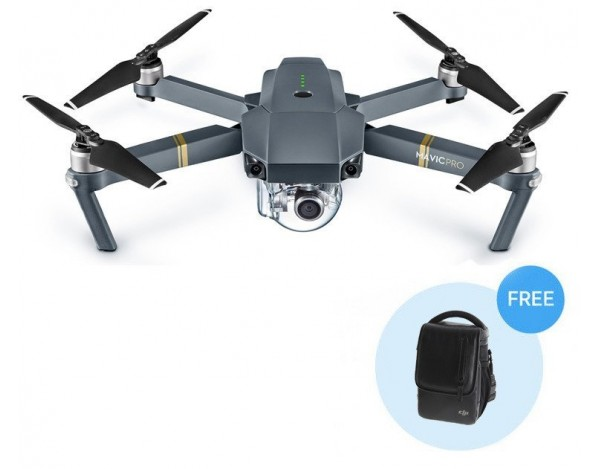 DJI Mavic Pro Refurbished + torba DJI