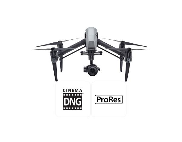 Quadrocopter DJI Inspire 2 X5S Advanced Kit (licencje +cendence)