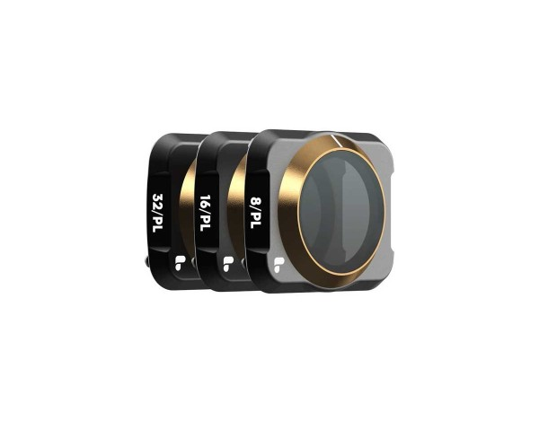 Zestaw 3 filtrów POLARPRO VIVID do DJI Mavic AIR 2 z etui