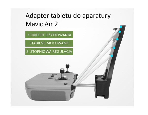 Uchwyt na tablet do aparautry DJI Mavic AIR 2