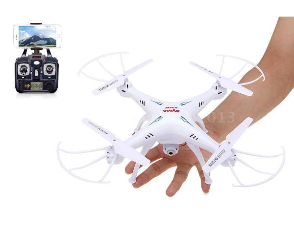 Dron SYMA X5SW z podglądem FPV WiFi