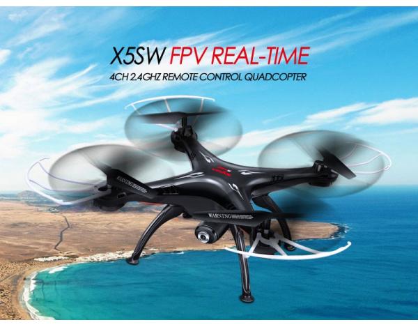 Dron SYMA X5SW z podglądem FPV