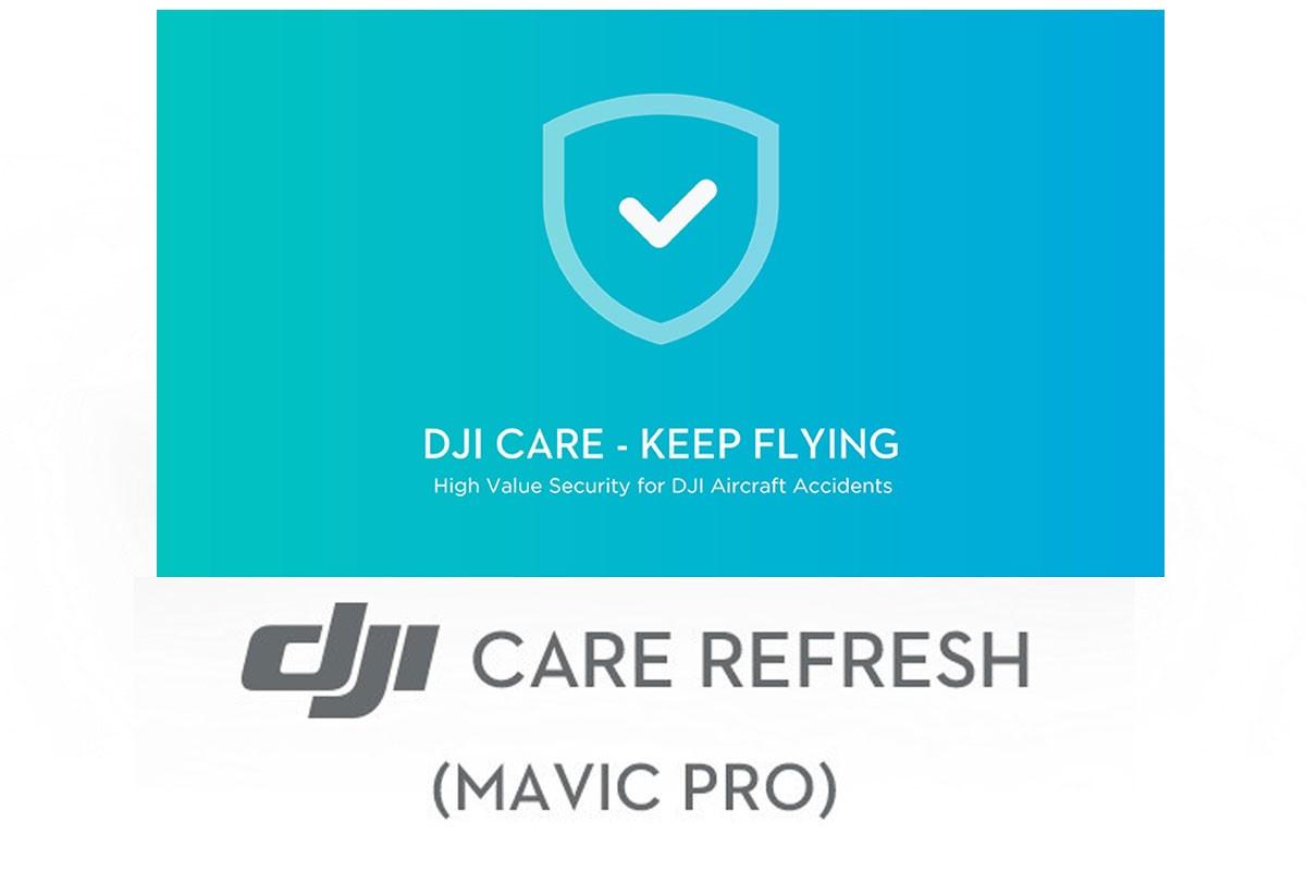 Ubezpieczenie DJI CARE REFRESH dostępne